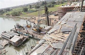وزير النقل يتفقد مواقع الصيانة الشاملة للدائري | صور