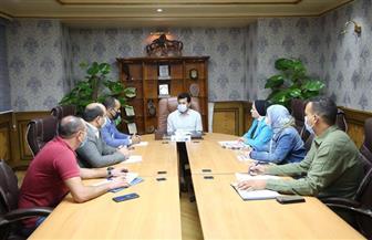 وزير الرياضة يتابع مشاركة الشباب في التصويت بانتخابات «النواب» | صور