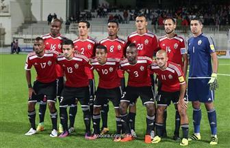 منتخب ليبيا يستعد لمواجهة غينيا الاستوائية بمشاركة المحترفين