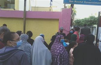 توافد الناخبين على لجان الأميرية في انتخابات «النواب» | صور