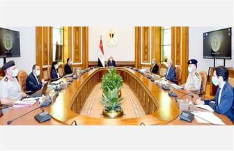 الرئيس السيسي يوجه بالإسراع في المشروعات الاستثمارية داخل مدينة شرم الشيخ