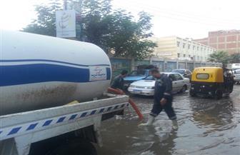 موجة من الطقس السيئ تضرب محافظة البحيرة | صور