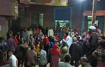 إقبال كثيف من الناخبين على لجان قرية ترسا بالقليوبية | صور