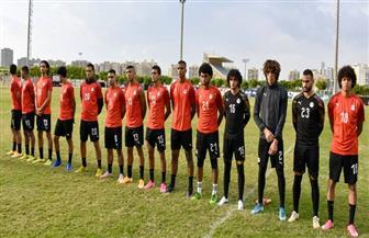منتخب الشباب يستأنف تدريباته استعدادا لبطولة شمال إفريقيا | صور