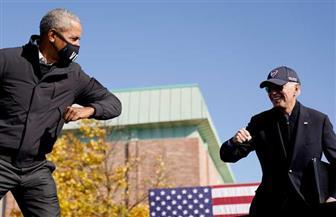 «أوباما» وجيب بوش يهنئان بايدن بالفوز برئاسة الولايات المتحدة