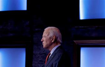 وصول جو بايدن لمقر الاحتفال بعد فوزه بالانتخابات الرئاسية الأمريكية