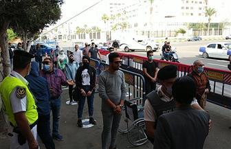 البورسعيدية يتوافدون فى ثاني أيام انتخابات النواب.. والغضبان يتابع من غرفة العمليات | صور