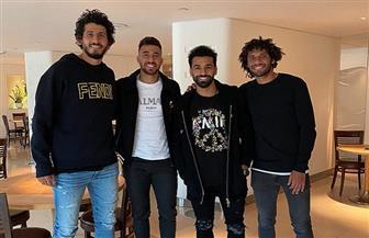 الرباعي المحترف ينتظم في تدريبات المنتخب المصري غدا