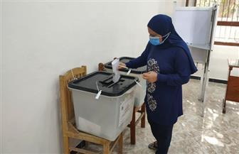 هدوء في بداية اليوم الثاني من الانتخابات البرلمانية بدائرة إطسا بالفيوم