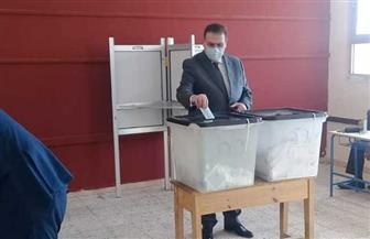 نقيب المهندسين: المشاركة في الانتخابات إثراء للحياة الديمقراطية | صور