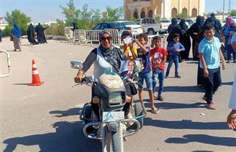 ذوو الاحتياجات الخاصة يشاركون في انتخابات النواب بجنوب سيناء