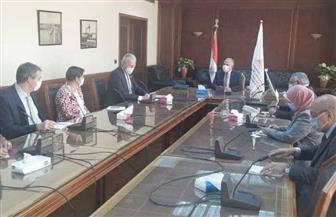 بروتوكول تعاون بين مصر وهولندا لإدارة الموارد المائية | صور