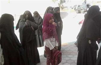 البدويات يشاركن في اليوم الثاني لانتخابات النواب بوسط سيناء.. وإجراءات احترازية صارمة| صور