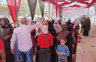 لليوم الثاني.. إقبال كبير على لجان حلوان بانتخابات النواب| صور وفيديو