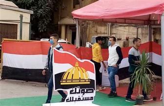 6 مشاهد حضارية في لجان بولاق أبو العلا تزين انتخابات برلمان 2020| صور