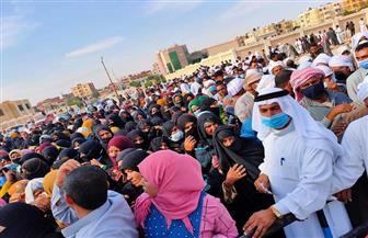 طوابير الشباب وتصويت البدويات أبرز مشاهد انتخابات النواب بشمال سيناء | صور