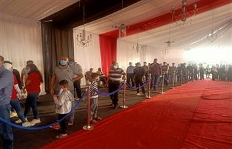 إقبال كبير من الناخبين أمام لجان الطبري بالشروق| صور وفيديو