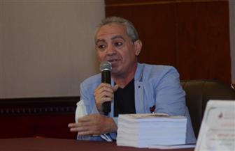 رئيس مهرجان إسكندرية: سعيد بوجود شباب في ندوات المهرجان .. وعبدالعزيز فهمي اسم كبير في عالم التصوير