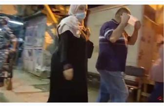 الناخبون يواصلون التوافد أمام لجان المسلة بالمطرية  فيديو