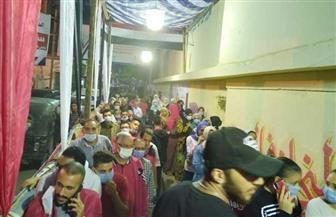 تصويت الدقائق الأخيرة.. الناخبون يصطفون في طوابير أمام اللجان الانتخابية بحدائق القبة  صور وفيديو