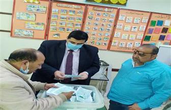 بيان إحصائي.. القائمة الوطنية 615 صوتا والمستقلين 430 صوتا في لجنة 124 بقرية الرغامة في كفرالشيخ