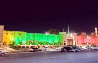 شوارع سلطنة عمان تتزين لاستقبال العيد الوطني الـ50