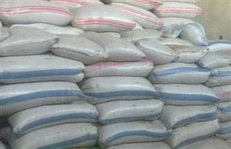 ضبط 50 طن أرز تمويني غير مطابق للمواصفات بحوزة سائق بسوهاج
