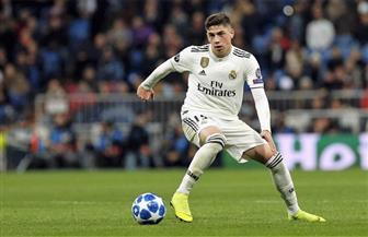 ريال مدريد يعلن إصابة «فالفيردي» بكسر في ساقه