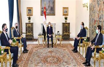 بسام راضي: الرئيس عبدالفتاح السيسي يستقبل رئيس المخابرات البريطانية