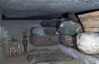 أسرار الدفن والتحنيط عند الفراعنة في الكشف الأثري الجديد بسقارة | صور