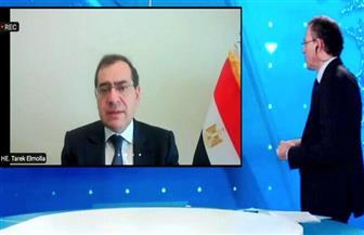 طارق الملا: إيطاليا شريك مهم لمصر.. وشركات البترول العالمية تعيد ترتيب استثماراتها