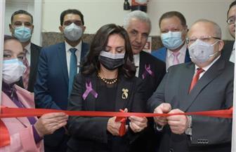 افتتاح وحدة الاستجابة الطبية للتعامل مع السيدات المعنفات بقصر العيني | صور