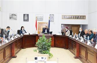 وزير السياحة والآثار يناقش مع ممثلي القطاع الخاص آليات العمل خلال الفترة المقبلة | صور
