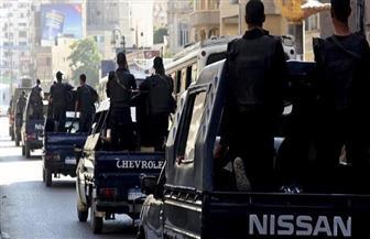 حملات أمنية مكثفة لمواجهة أعمال البلطجة وضبط الخارجين على القانون
