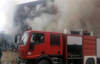الحماية المدنية بالإسماعيلية تنجح في السيطرة على حريق هائل بنادي المنتزه