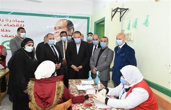 انطلاق فعاليات الحملة القومية للقضاء على فيروس سي لتلاميذ المدارس بالشرقية | صور