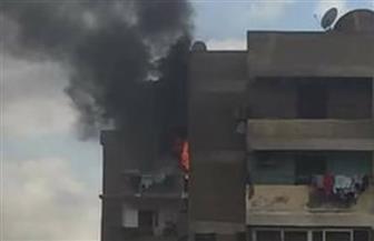 السيطرة على حريق شقة سكنية بالمطرية بدون إصابات