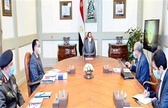 الرئيس السيسي يوجه بالإسراع بالخطوات التنفيذية لتحديث منظومة المخابز وتداول الخبز على مستوى الجمهورية