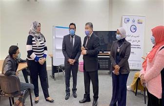 جامعة مطروح: افتتاح فعاليات معسكر توليد الأفكار