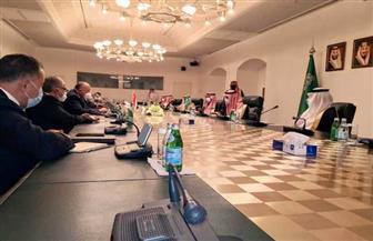 بدء أعمال لجنة التشاور السياسي بين مصر والسعودية