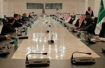 ننشر البيان الختامي للجنة المتابعة والتشاور السياسي بين مصر والسعودية