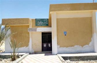 تطوير 38 منزلا بقرية بهي الدين بسيوة من خلال مبادرة «حياة كريمة»   صور