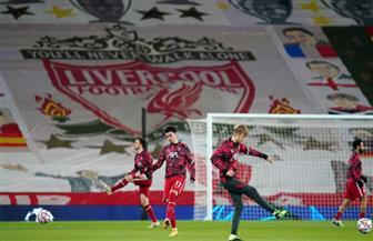 انطلاق مباراة ليفربول وولفرهامبتون بحضور جمهور ومشاركة صلاح