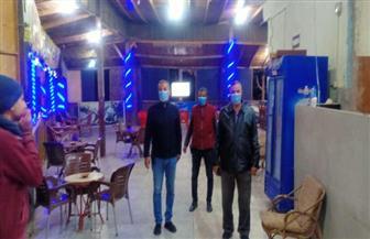 جنوب سيناء التزمت بقرار غلق المحال لمواجهة انتشار «كورونا» | فيديو وصور