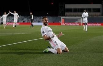 ريال مدريد يجتاز مونشنجلادباخ بثنائية ويصعدان معا لدور الـ16 بدوري الأبطال