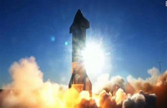 انفجار صاروخ لـ «سبيس إكس» أثناء الهبوط بعد رحلة تجريبية