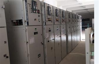 رئيس جهاز تنمية مدينة السادات: جار تنفيذ محطة محولات كهرباء المنطقة الصناعية الثامنة | صور