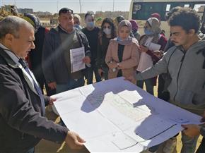 رئيس جهاز تنمية القاهرة الجديدة: استقبال طلاب معهد العبور للهندسة لزيارة مشروعات الإسكان   صور