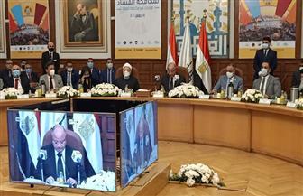 رئيس مكتب هيئة الرقابة الإدارية بالقاهرة: مصر في عهد الرئيس السيسي اتخذت إجراءات حاسمة ضد الفساد