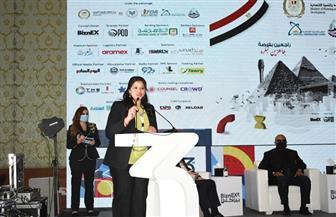 غادة خليل: الدولة تعول على ريادة الأعمال لتحفيز الابتكار وتحقيق التنمية الاقتصادية | صور